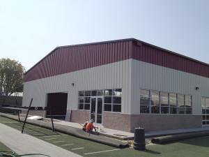 49ers-Training-Facility-Santa-Clara-Steel-Building