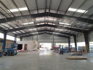 49ers-Training-Facility-Santa-Clara-Steel-Frame
