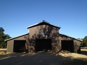 Gillian-Steel-Barn-Hollister-Finished-Front-View