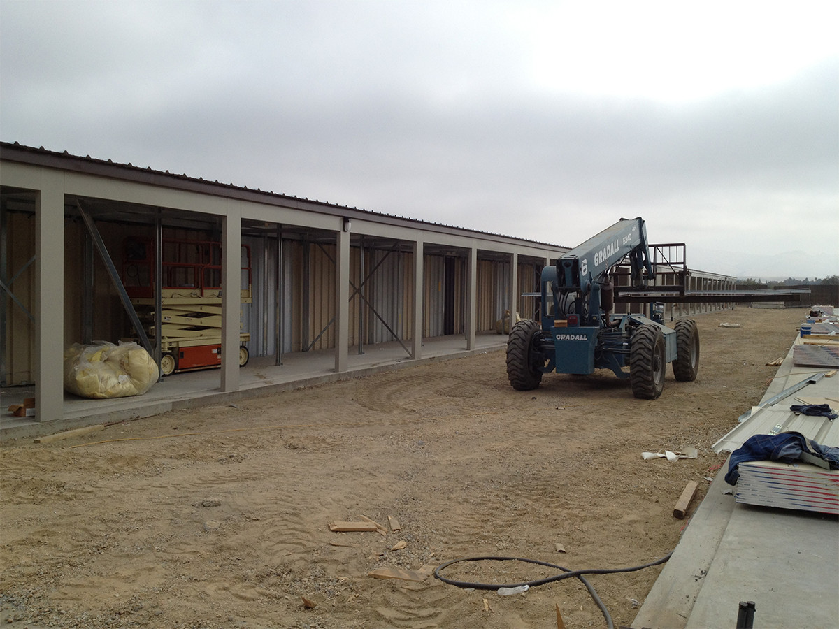 Beau Mini Storage Hollister Steel Construction