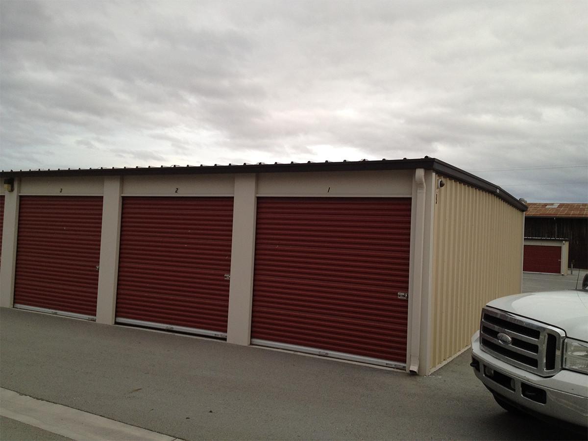 Etonnant Mini Storage Hollister Units